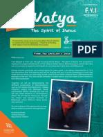 Natya Student Booklet