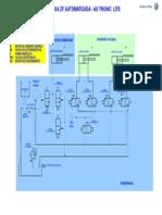 Diagrama Circuito Hidráulico ZF Automatizada