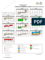 Calendario Direccion Academica 14-15