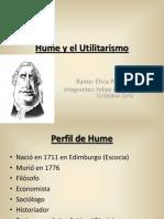 Etica Hume y El Utilitarismo