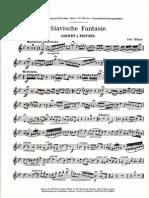 Slavische Fantasie (Trumpet & Piano)