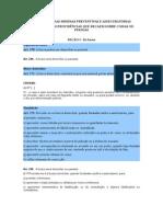 Busca e Apreensão Comparativo CPPM CPP