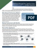 SevOne Network Monitoring Datasheet