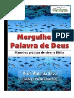 Mergulhando Na Palavra de Deus - Prof Átila Da Silva Meb