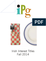 IPG Fall 2014 Irish Interest Titles