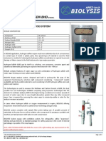 Biogas Analysis