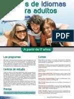 Catàleg Estranger Adults 2013
