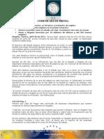 08-04-2011Guillermo Padrés en entrevista reveló que Sonora logró generar mas de 8,500 nuevos empleos al cierre del 1er. trimestre de este año. B041140