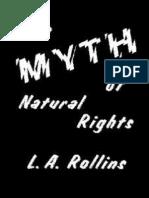 the myth of natural rights