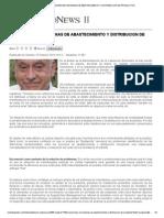 Logistec (s. Flores) - Precisiones en Sistemas de Abast y Distrib de Prod
