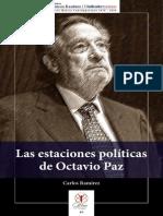 Las estaciones de Octavio Paz