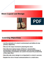 Store Layout & Design