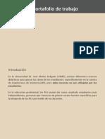 Portafolio de Trabajo - Doris Trejo