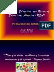 Innovación Educativa Con Recursos Educativos Abiertos (REA) Portafolio de Trabajo