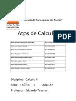 calculo atps 2
