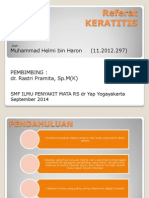 Ppt Keratitis Emi Mercy