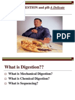 DIGESTION and PH-A Delicate Balance