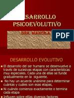 DESARROLLO PSICOEV. ADOLESCENCIA