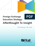 Foreign Exchange Execution Strategy - Afterthought To Insight.pdf