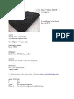 Ballybrae Soft Clutch Knitting Pattern