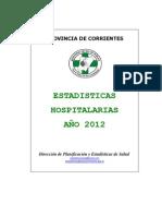 ESTADISTICAS_HOSPITALARIAS_2012