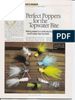 Perfect Poppers for the Topwater Bite