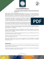"""10-09-2010 El Gobernador Guillermo Padrés presidió la novena edición del programa """"Tu Gobernador en Tu Colonia"""" en Agua Prieta. B091038"""