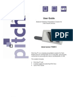 iGo Pitch Duo - Palm User Guide-Press