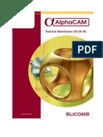 AlphaCAM Oberfraesen 3D 5-Achsen