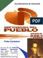 Defensoria Del Pueblo 2011.