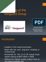 Vanguard Case Analysis_group 2