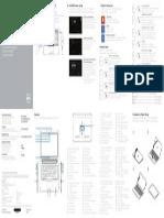 Xps 12 9q33 Setup Guide Pt Br