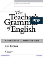 The Teachers Grammar of English Hardback With Answers Frontmatter (1)