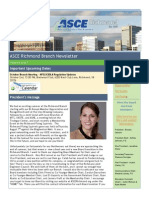 2014 September - ASCE Richmond Newsletter