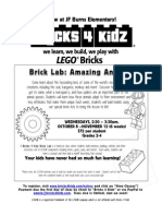 Lego JF Burns Fall