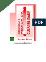 Paulo Mauricio Serrano Neves - Introdução à Medida Da Culpabilidade (2006)