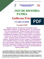 Leccion vigesimasegunda de la cuarta parte de Lecciones de historia patria de Guillermo Prieto.pdf