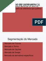 Mercado de Derivativos