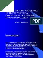 Natural History of Disease