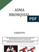 Asma Bronquial - Pediatria 3