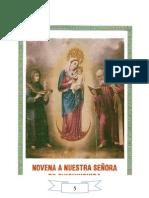 Novena y Rosario a Nuestra Señora de Chiquinquirá con pagina.doc