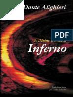 A Divina Comédia Em Prosa - Inferno - Helder Da Rocha