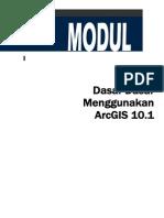 Modul ArcGIS