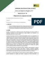 10 Inform Separacion de Comp de Leche