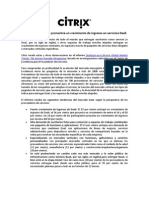NP 87 Por Ciento de Empresas Pronostica Crecimiento DaaS (F)