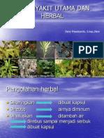 Penyakit Dan Herbal