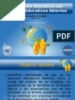 Innovación Educativa con Recursos Abiertos - Portafolio 2