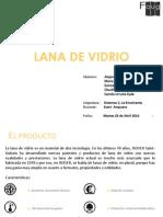 Lana de Vidrio