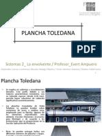 Plancha Toledana