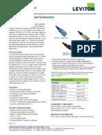 029 Leviton- Conectores Fibra Optica Fast Cam-prepulidos SMMM-49991-XXX